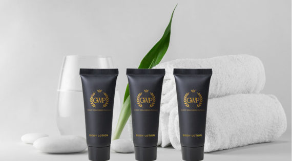 Body Lotion for Hotels