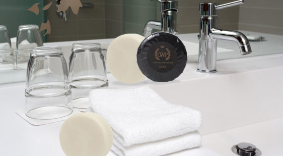 Hotel Soap for Guests