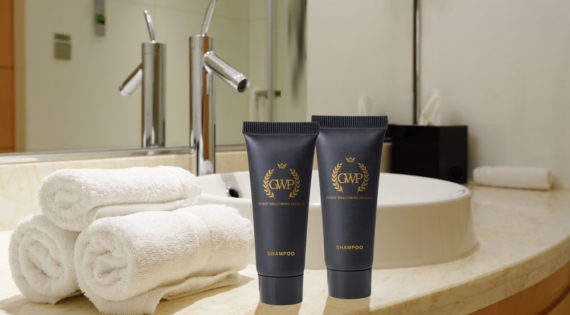 Hotel Shampoo with Argan Oil