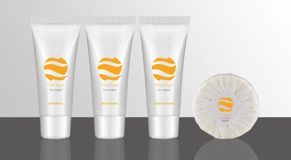 Luxury Hotel Amenities with your Private Label