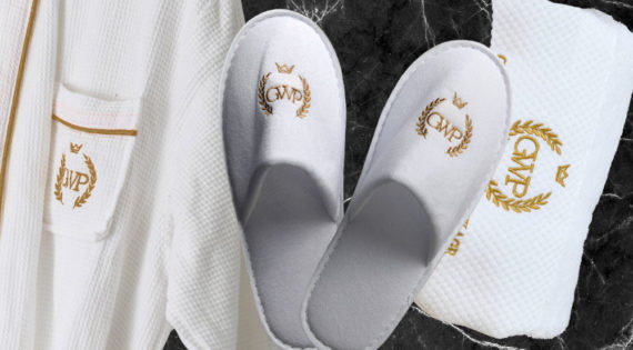 Hotel Slippers, Spa Slippers