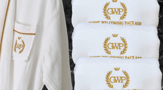 Hotel Towels and Bathrobes